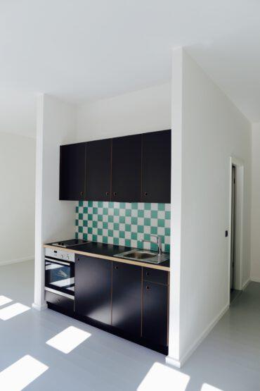 B18N1 | Ausbau von 10 Wohnungen in einem Berliner Gründerzeitgebäude | 10439 Berlin
