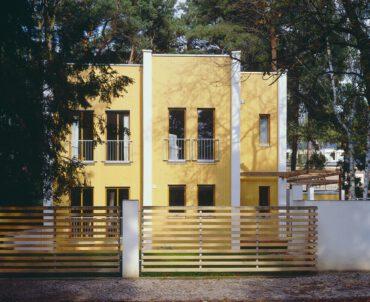 D4B | Neubau eines Einfamilienhauses mit Einliegerwohnung | 14195 Berlin