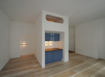 K18   Umbau einer kleinen Wohnung   10623 Berlin