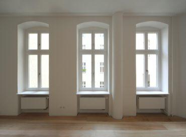 K18 | Umbau einer kleinen Wohnung | 10623 Berlin
