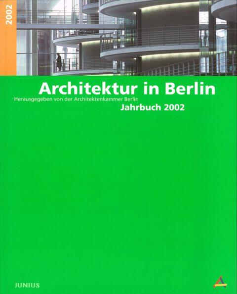 2002 | Architektur in Berlin Jahrbuch