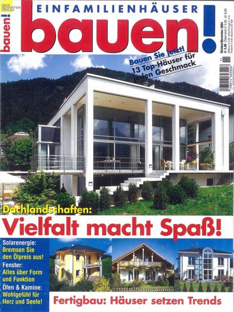 2004 | bauen!