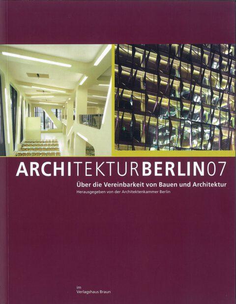 2007 | Architektur in Berlin