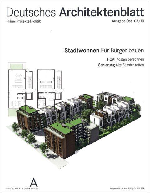 2010_03 | Deutsches Architektenblatt
