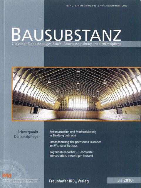 2010_09 | Bausubstanz