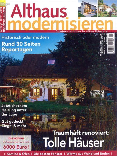 2010_10 | Althaus modernisieren