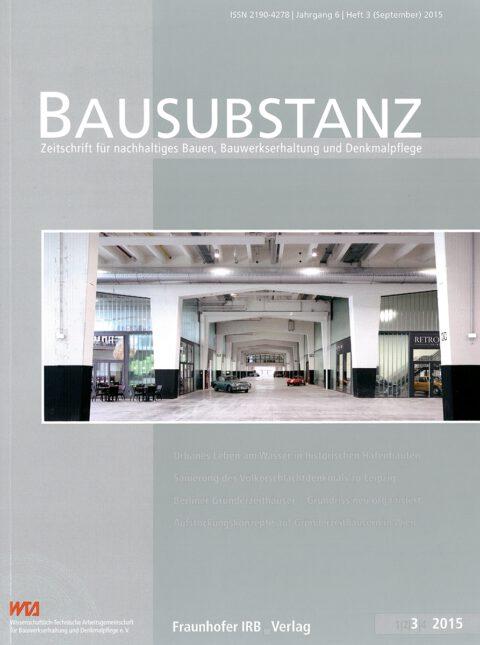 2015_09 | Bausubstanz