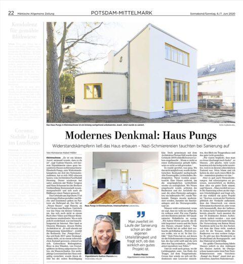 2020_02 | Märkische Allgemeine Zeitung