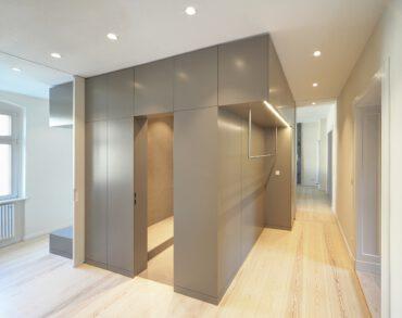 SY5   Umbau, Instandsetzung und Modernisierung einer Wohnung   10629 Berlin