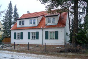S56 | Erweiterung eines Einfamilienhauses | 14532 Kleinmachnow