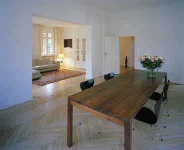 W14   Umbau, Instandsetzung und Modernisierung einer Villa   14109 Berlin
